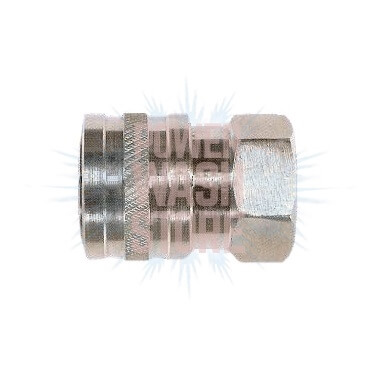Quick connect couplers - stainless steel