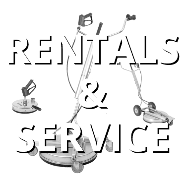 Pressure washer rentals and service for sale near York, PA