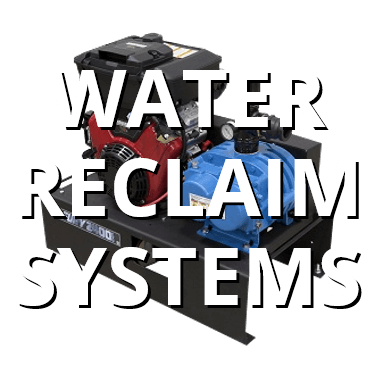 Water reclaim systems for sale near Harrisburg, PA