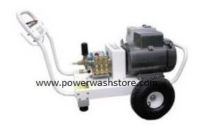 Cold water power washer machines from Power Wash Store