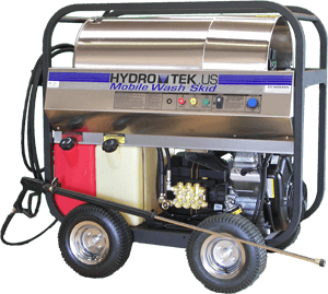 Pressure Washers & Soft Wash Systems: hot, cold, electric