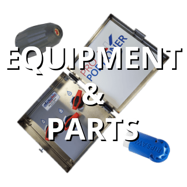 Pressure washer equipment and parts for sale near Charlotte, NC