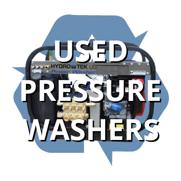 Used pressure washers for sale near Charlotte, NC