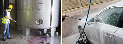 Pressure Washer Applications