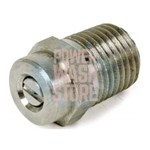 "1/4"" 0 Degree General Pump Screw-In Nozzle"