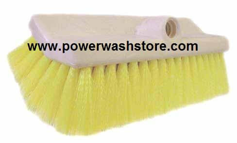 "10"" Heavy Fill Polystyrene Bi-Level Brush #4514"