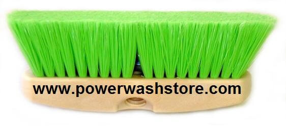 "10"" Ultra Soft Nyltex Bristle Brush #4500"