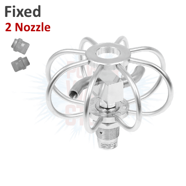 Mosmatic Fixed 2 Nozzle Duct Cleaner