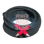DRAGON FLEX 50 FOOT BLACK 6000PSI 2 WIRE HOSE