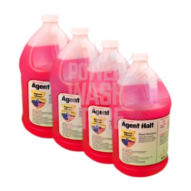 agent halt bleach neutralizer