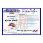Apple Wash - 1 Gallon Pressure Washer Scent Mask