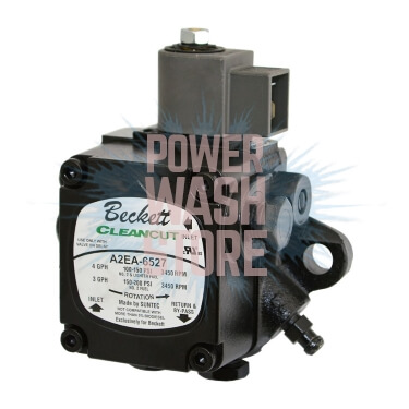 Beckett Fuel Pumps - W/ 12Volt Solenoid #3827 for Sale Online
