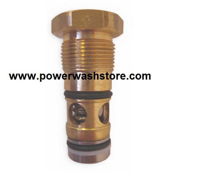 Ceramic Unitized Ball Valve #1114