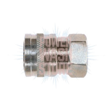 "Couplers- Stainless Steel 3/8"" FPT #1822 for Sale Online"
