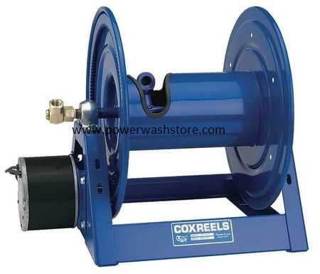 Cox HP1125 Series Electric Rewind Pressure Washer Hose Reel