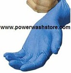 Disposable Nitrile Gloves - XL #4627