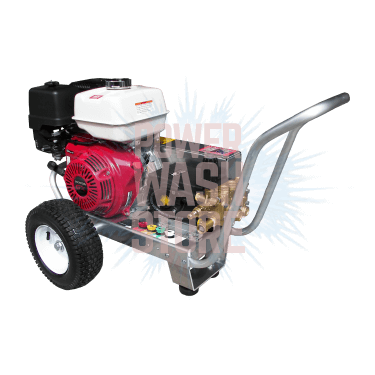 PWS Contractor Series Belt Drive 5.6@2500 #EB5525HG Pressure Washer