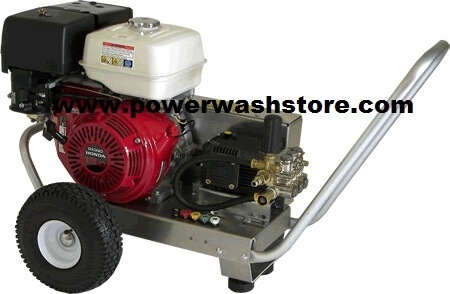 PWS Contractor Series Belt Drive 5.6@2500 #EB5525HG