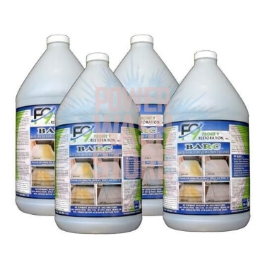 F9 BARC - Flat Surface Cleaning