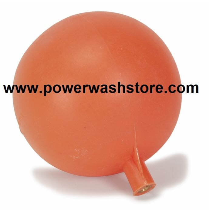 "Float Ball - Plastic 4 1/2"" #2233"