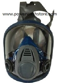 Full Face Respirator - Medium #4675
