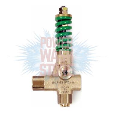 General Pump Yu 2140 Green Spring Unloader Pressure