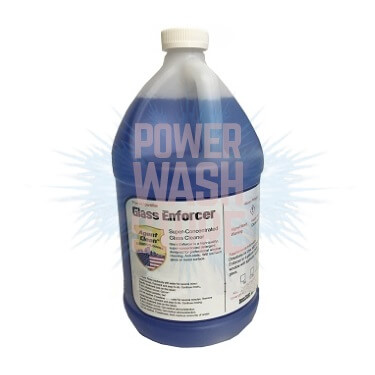 agent clean glass enforcer 1 gallon