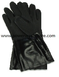 Gloves - Industrial Duty PVC #4635