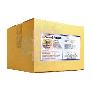 ground force caustic degreaser