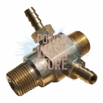 General Pump High Draw Dual Port Chemical Injector