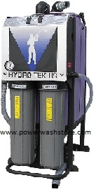 Hydro Tek Self-Contained Filtration - RZV10E1