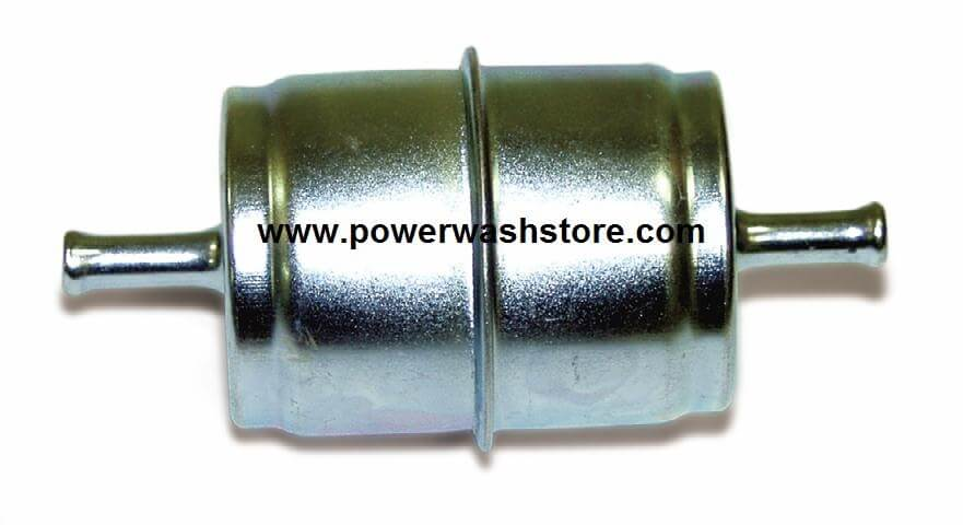 Inline Disposable Fuel Filter #3431