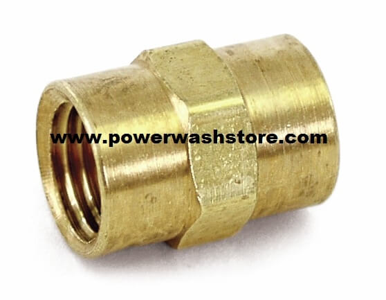 Lance Nozzle Couplers - Brass