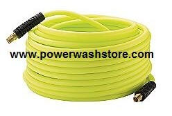 Legacy Yellow 3000 psi Hose(per foot)-One Wire #1402
