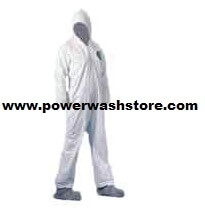Maxshield Coveralls w/ Hood and Boots