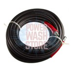 Neptune Black 100 Foot 4500psi Hose - Two Wire