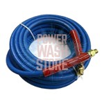 Goodyear Neptune Blue 50 foot 3000 psi Hose - One Wire 1/4 inch