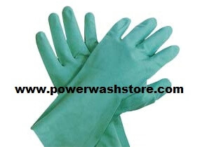 Nitrile Chemical Safety Glove