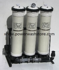 Oil/Water Separators & Filtration #OWS 100-400