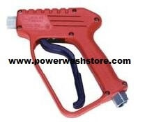 Orange Nova Stainless Steel Trigger Gun #1033