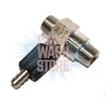 PA Adjustable Stainless Steel Injector