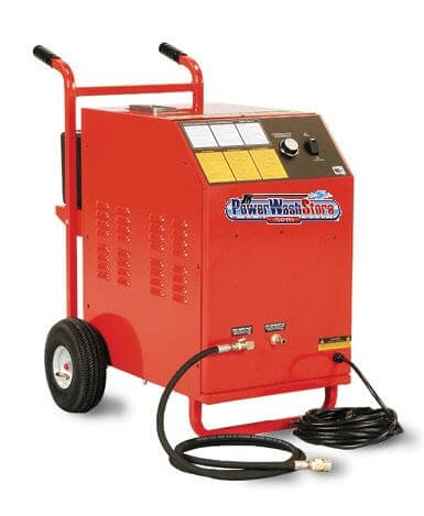 Portable Oil Fired Hot Box 115V 5gpm #HR5030D