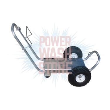 Aluminum Direct Drive Cart W Rack Power Wash Store Inc