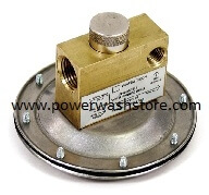 Pressure Reducer/Injector - With Switch #2712
