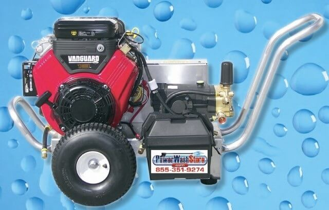 Pro Series 5 5 Power Washer System 3500psi Pressure