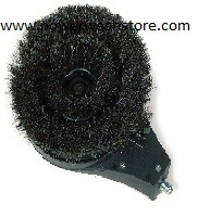 Rotating Brush - Natural Bristle #4525