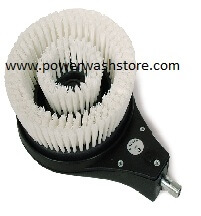 Rotating Brush - Nylon Bristle #4526
