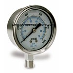 Stainless Case Pressure Gauge- 3000 PSI #3130