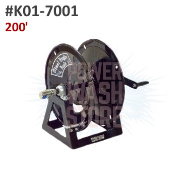 Steel Eagle Hose Reel - 200