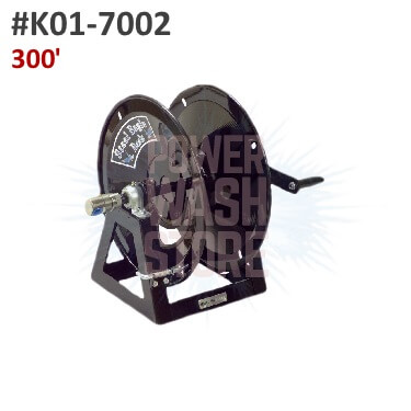 Steel Eagle Hose Reel - 300